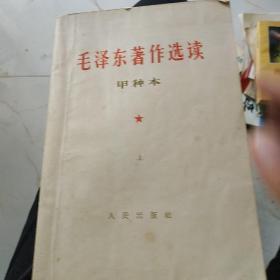 毛泽东著作选集上
