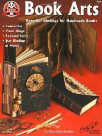 Book Arts - Beautiful Bindings for Handmade Books