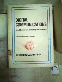 DIGITAL COMMUNICATIONS (数字通信交换与网络的新方向)76