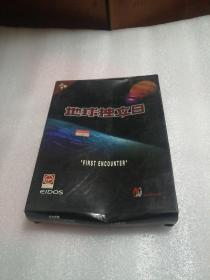 游戏类:【地球独立日】游戏手册+游戏光盘