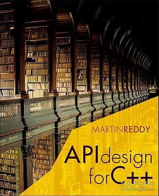 API Design for C++