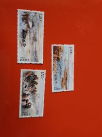 2020-22 查干湖 邮票