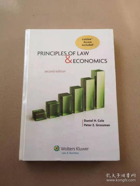 PrinciplesofLawandEconomics[法律与经济原则(第2版)]