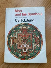 man and his symbols 荣格 精装 1979