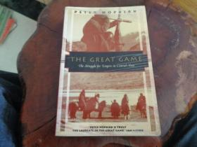 The Great Game:The Struggle for Empire in Central Asia