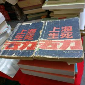 上海生死劫。上下册