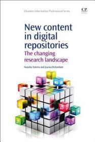 预订New Content in Digital Repositories