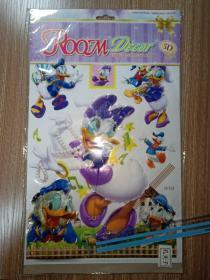 ROOMDECOR  儿童房装饰墙贴(唐老鸭)