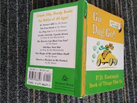 Go, Dog. Go!:P.D. Eastman's Book of Things That Go