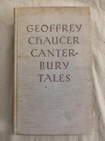 肯特25幅整页版画插图: Canterbury Tales In Modern English 《坎特伯雷故事集》1934年版画家肯特插图本乔叟名著小说.