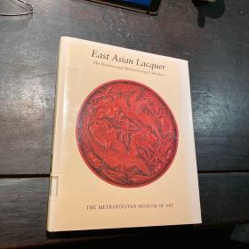 远东漆器 East Asian Lacquer: The Florence and Herbert Irving Collection 馆藏书 有馆藏标志