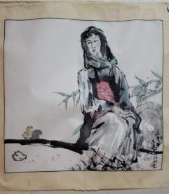谢志高,1958年考入广州美术学院附中。后入该院中国画系学习。1966年毕业于广州美术学院中国画系。1978年考取中央美术学院中国画研究生。1980年毕业,留中央美术学院中国画系任教。1988年调入中国画研究院。为中国美术家协会会员,中国画研究院专业画家。 现退休,退休为中国画研究院创作研究部主任、国家一级美术师、国务院特殊津贴专家、文化部高级职称评委