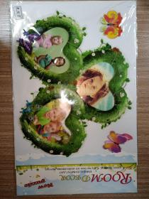 ROOMDECOR  儿童房装饰墙贴(相片)