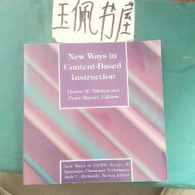 New Ways in Content-Based Instruction