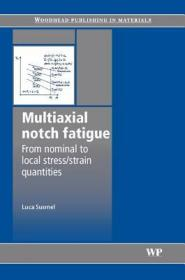 预订Multiaxial Notch Fatigue
