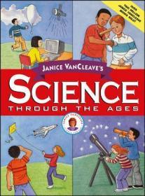 预订Janice Vancleave'S Science Through The Ages