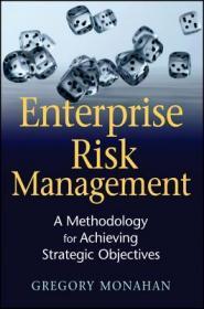 预订Enterprise Risk Management: A Methodology For Achieving Strategic Objectives