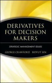 预订Derivatives For Decision Makers: Strategic Management Issues