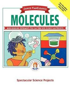 预订Janice Vancleave'S Molecules