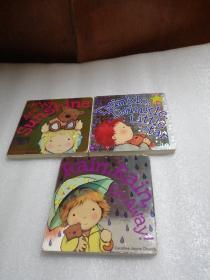 Twinkle Twinkle Little Star +Rain Rain Go Away+You Are my sunshine(三本合售)