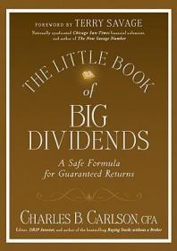 预订The Little Book Of Big Dividends: A Safe Formula For Guaranteed Returns