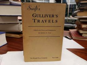 Swift's Gulliver's Travels, Notes and Commentary-A.E. Case
