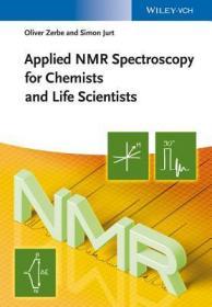 AppliedNMRSpectroscopyforChemistsandLifeScientists