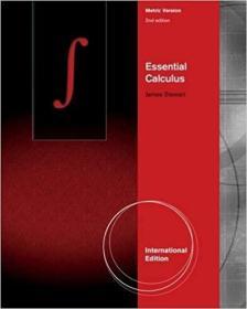 预订AISE: ESSENTIAL CALCULUS METRIC EDITION 2E