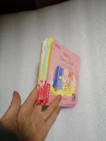 泡泡剑桥儿童英语故事阅读 1 共16本合售
