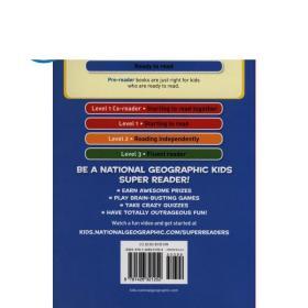 【原版】国家地理分级阅读初阶 英文原版 National Geographi