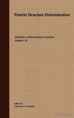 预订Methods Of Biochemical Analysis, Volume Thirty-Five: Protein Structure Determination