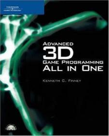 Advanced 3D Game Programming All in One  先进的3D游戏编程全部在一个