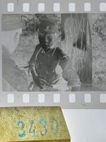 3430 年代老照片底片  长影演员