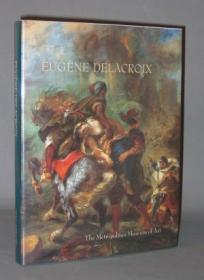 Eugène Delacroix (1798-1863) : Paintings, Drawings, and Prints from North American Collections