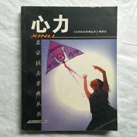 北京抗击非典丛书:心力