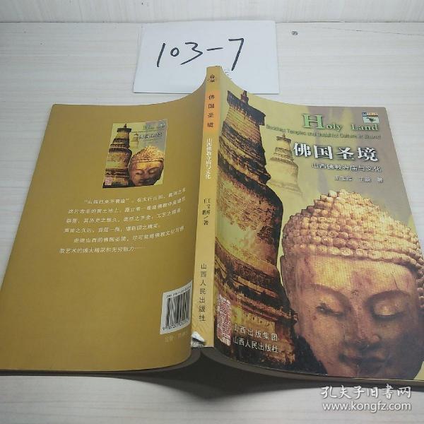 佛国圣境:山西佛教寺庙与文化