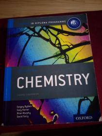【英文原版】Oxford IB Diploma Programme Chemistry(牛津IB文凭课程化学)