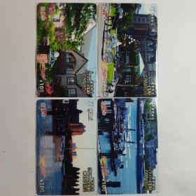 加拿大城市风光套卡