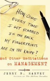 预订How Come Every Time I Get Stabbed In The Back My Fingerprints Are On The Knife?