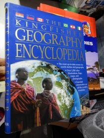 The Kingfisher Geography Encyclopedia(英文原版大16开精装)