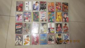 八 九十年代 磁带 100盒