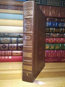 Easton Press 真皮精装   乔叟 坎特伯雷故事集 The Canterbury Tales (100 Greatest Books Ever Written)