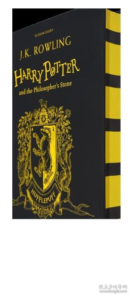 Harry Potter and the Philosopher's Stone. Hufflepuff Edition