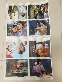 (电影海报)海望(二开剧照组合)于1981年上映,珠江电影制片厂摄制,品相以图为准。