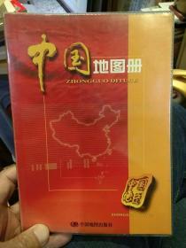 2012中国地图册  中国地图出版社  编  中国地图出版社9787503127038