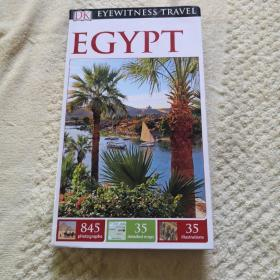 DK Eyewitness Travel Guide: Egypt (New Edition F