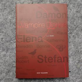 The Vampire Diaries: The Struggle(吸血鬼日记: 挣扎)