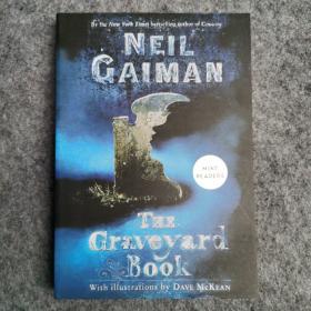 The CRAVEYARD BOOK