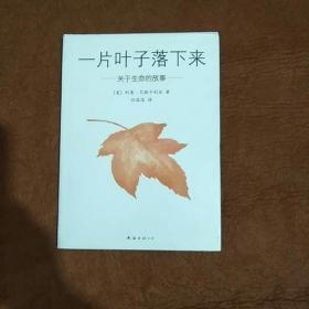 一片叶子落下来