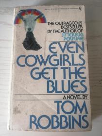 【英文原版】EVEN COWGIRLS GET THE BLUES 蓝调牛仔妹